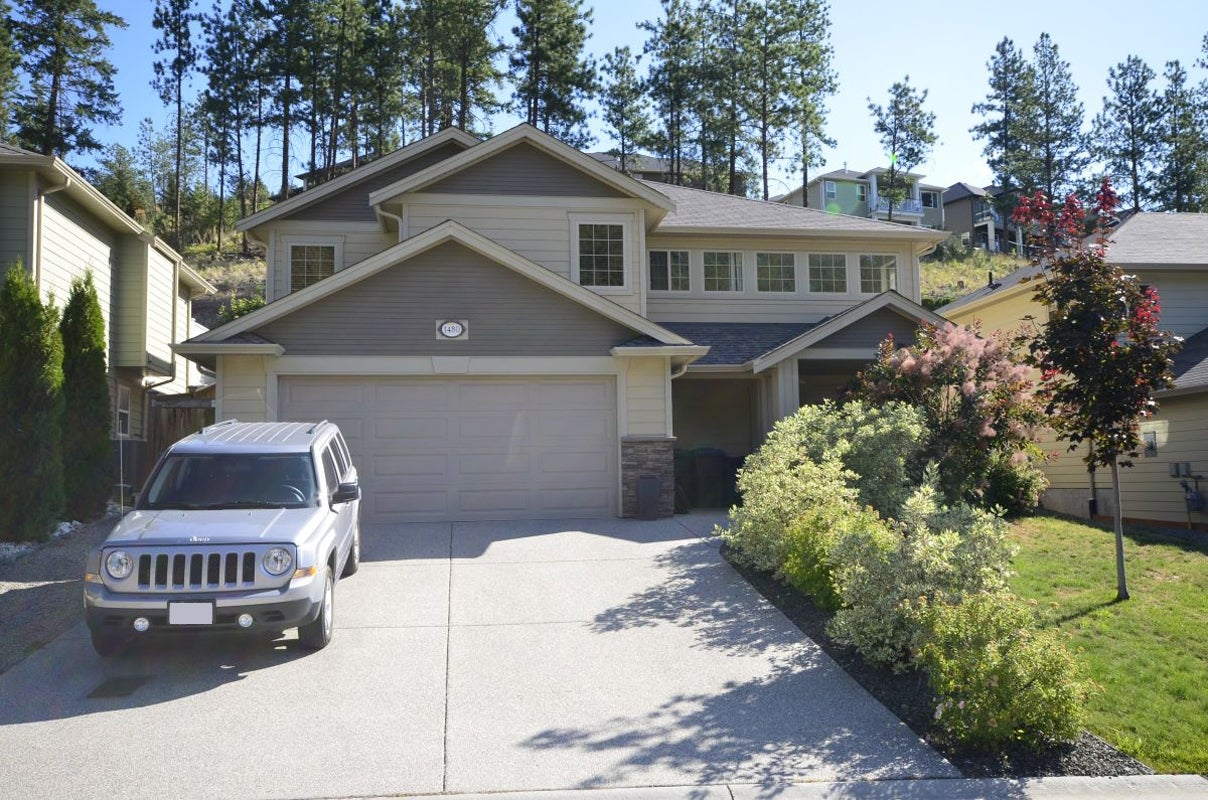 1480 Rosewood Drive - West Kelowna Single Family for sale, 4 Bedrooms (10103528) #1