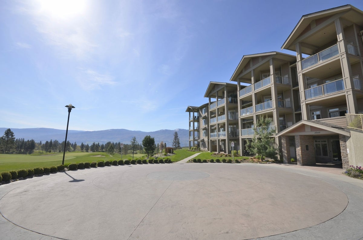 #409 3533 Carrington Road - West Kelowna APTU for sale, 1 Bedroom (10092966) #1
