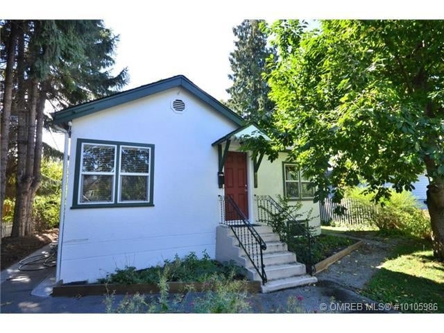 859 Stockwell Avenue - Kelowna Single Family for sale, 2 Bedrooms (10105986) #1