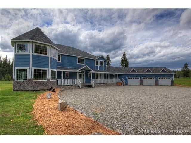 9205 Mcculloch Road - Kelowna Single Family for sale, 6 Bedrooms (10094536) #1