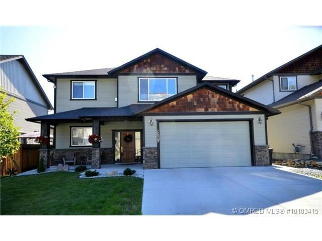 2829 Bentley Road - West Kelowna Single Family for sale, 4 Bedrooms (10103415) #1